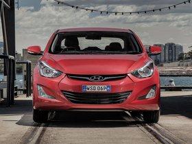 Ver foto 4 de Hyundai Elantra Tecno 2014