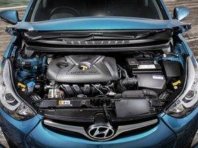 Ver foto 21 de Hyundai Elantra Tecno 2014