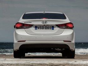Ver foto 3 de Hyundai Elantra Tecno 2014