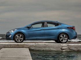 Ver foto 2 de Hyundai Elantra Tecno 2014