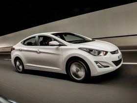 Fotos de Hyundai Elantra Tecno 2014