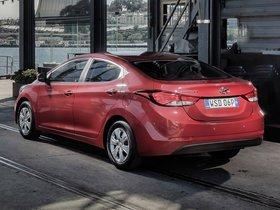 Ver foto 19 de Hyundai Elantra Tecno 2014