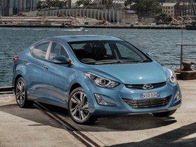 Ver foto 17 de Hyundai Elantra Tecno 2014