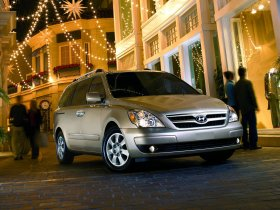 Ver foto 1 de Hyundai Entourage 2007