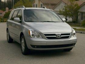 Ver foto 6 de Hyundai Entourage 2007
