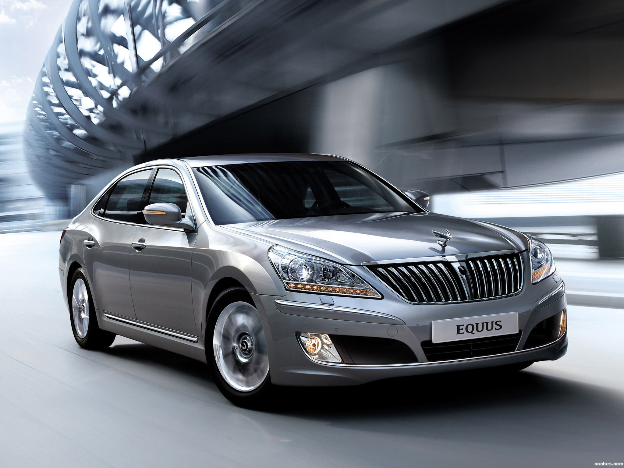 Foto 0 de Hyundai Equus 2010