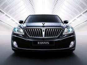 Ver foto 4 de Hyundai Equus 2010
