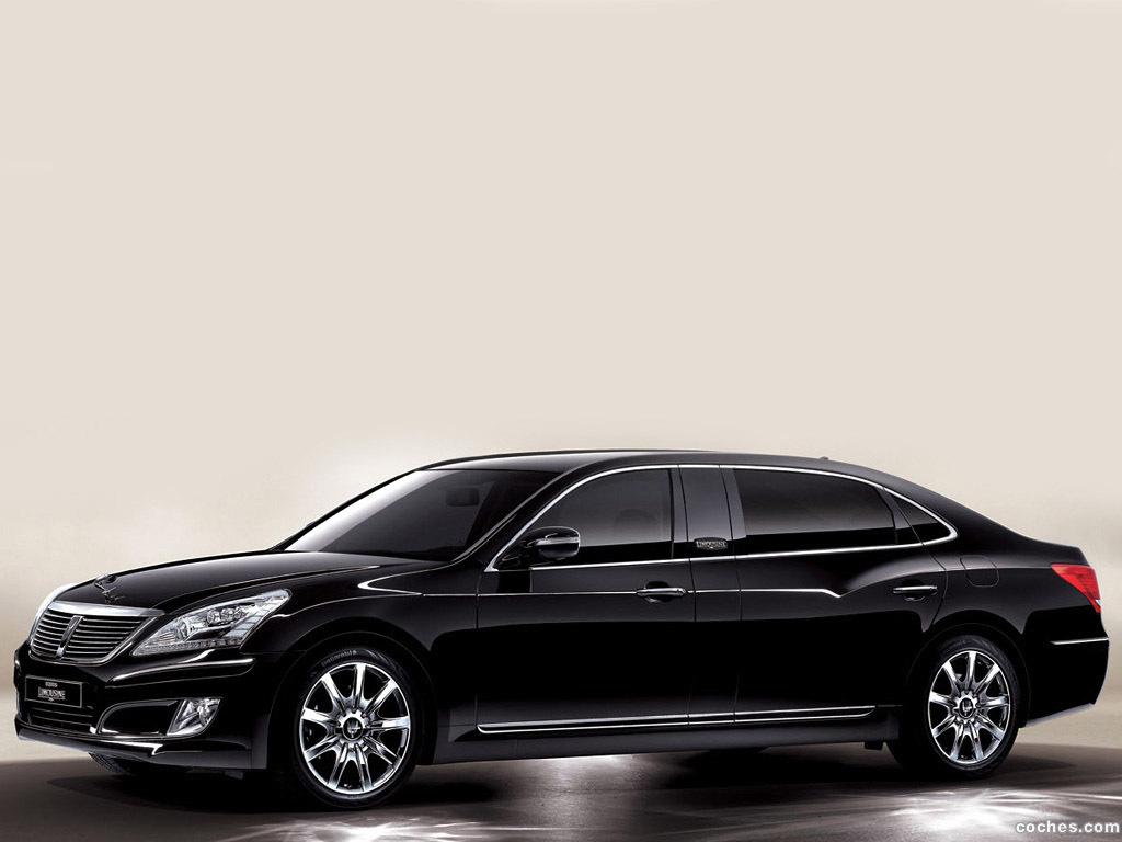 Foto 0 de Hyundai Equus Limousine 2010
