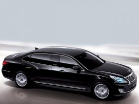 Ver foto 2 de Hyundai Equus Limousine 2010