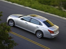 Ver foto 3 de Hyundai Equus USA 2010