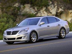 Ver foto 2 de Hyundai Equus USA 2010