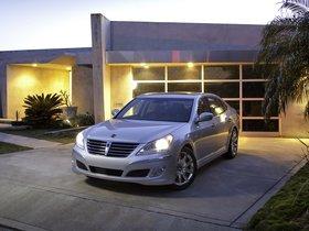 Ver foto 1 de Hyundai Equus USA 2010