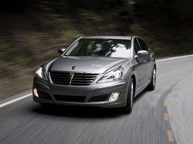 Ver foto 28 de Hyundai Equus USA 2010