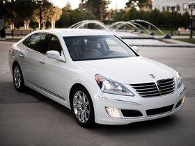 Ver foto 14 de Hyundai Equus USA 2010