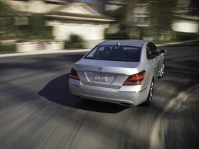 Ver foto 5 de Hyundai Equus USA 2010