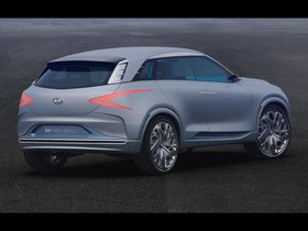Ver foto 3 de Hyundai FE-Fuel Cell Concept 2017