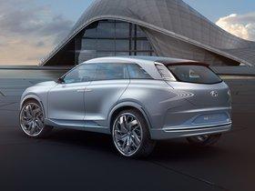 Ver foto 2 de Hyundai FE-Fuel Cell Concept 2017