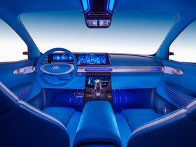 Ver foto 9 de Hyundai FE-Fuel Cell Concept 2017