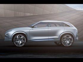 Ver foto 5 de Hyundai FE-Fuel Cell Concept 2017