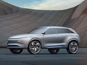 Ver foto 4 de Hyundai FE-Fuel Cell Concept 2017
