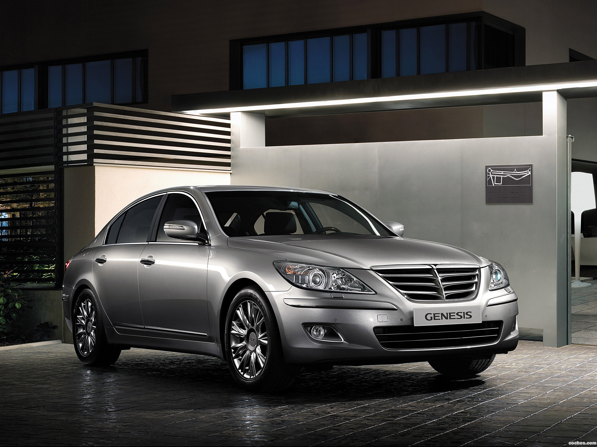 Foto 0 de Hyundai Genesis (BH) 2008