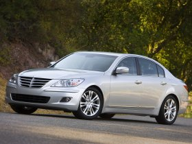 Ver foto 9 de Hyundai Genesis 2008