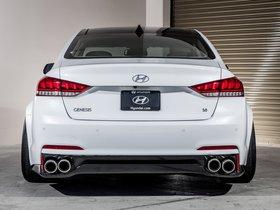 Ver foto 10 de ARK Performance Hyundai Genesis AR550 2014