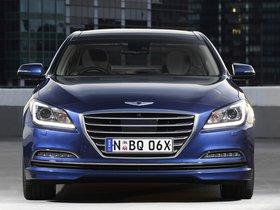 Ver foto 7 de Hyundai Genesis Australia 2014