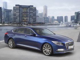 Ver foto 6 de Hyundai Genesis Australia 2014