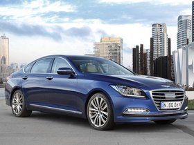 Ver foto 5 de Hyundai Genesis Australia 2014