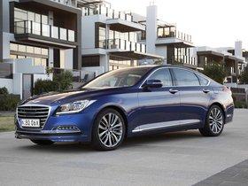 Ver foto 4 de Hyundai Genesis Australia 2014
