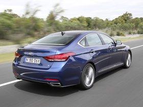 Ver foto 2 de Hyundai Genesis Australia 2014