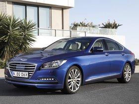 Ver foto 13 de Hyundai Genesis Australia 2014