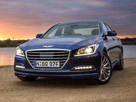 Ver foto 12 de Hyundai Genesis Australia 2014