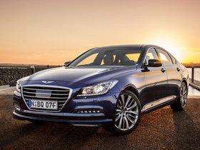 Ver foto 11 de Hyundai Genesis Australia 2014