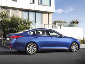 Ver foto 10 de Hyundai Genesis Australia 2014