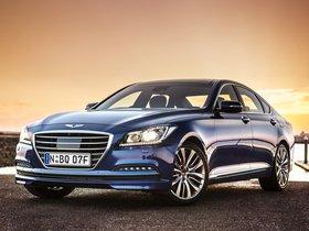 Ver foto 9 de Hyundai Genesis Australia 2014