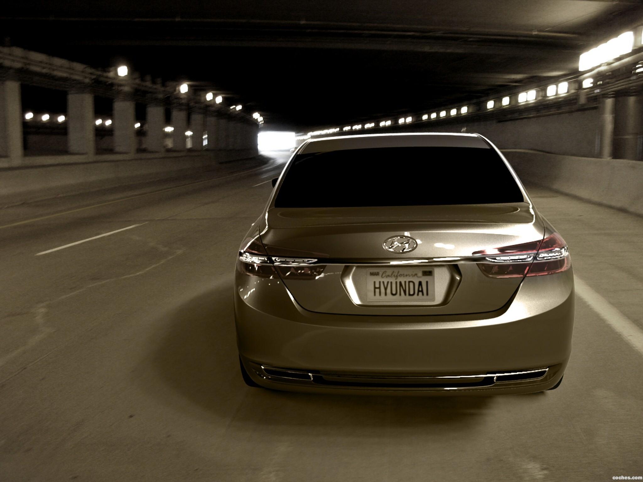 Foto 15 de Hyundai Genesis Concept 2007
