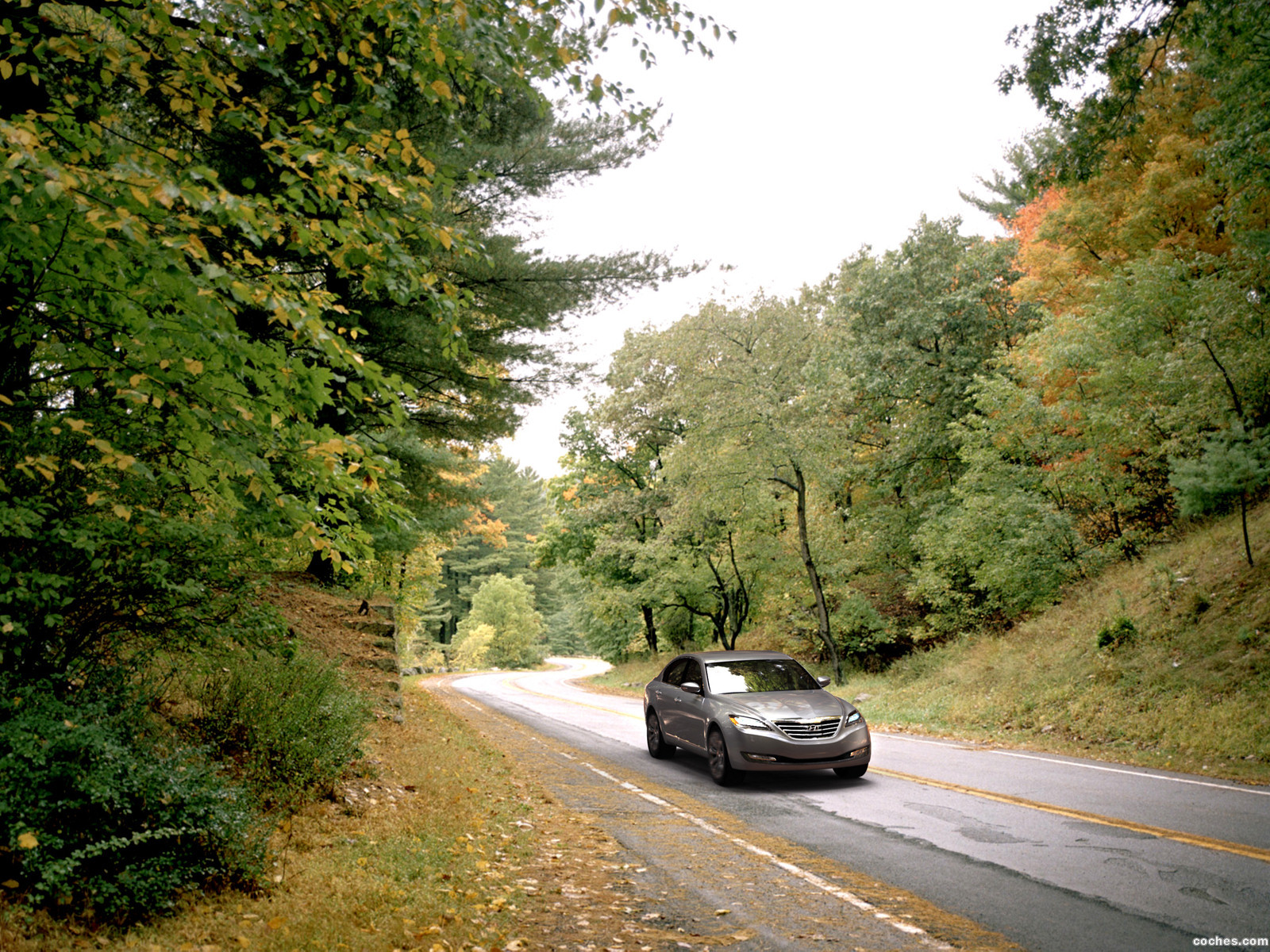 Foto 3 de Hyundai Genesis Concept 2007