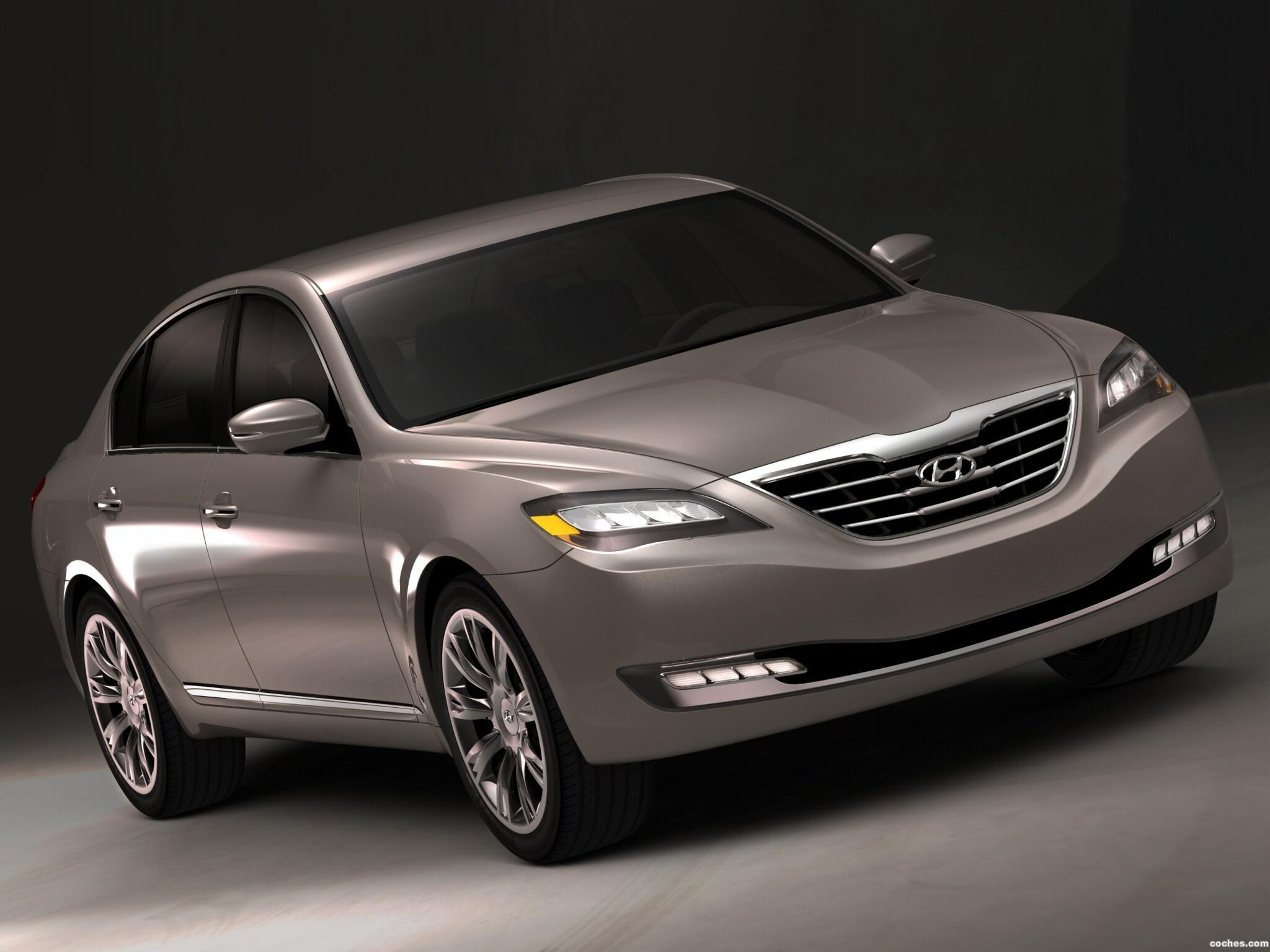 Foto 9 de Hyundai Genesis Concept 2007