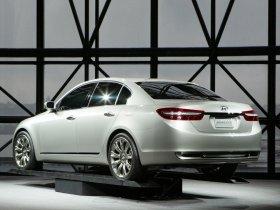 Ver foto 3 de Hyundai Genesis Concept 2007