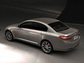 Ver foto 12 de Hyundai Genesis Concept 2007