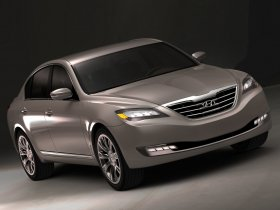 Ver foto 10 de Hyundai Genesis Concept 2007