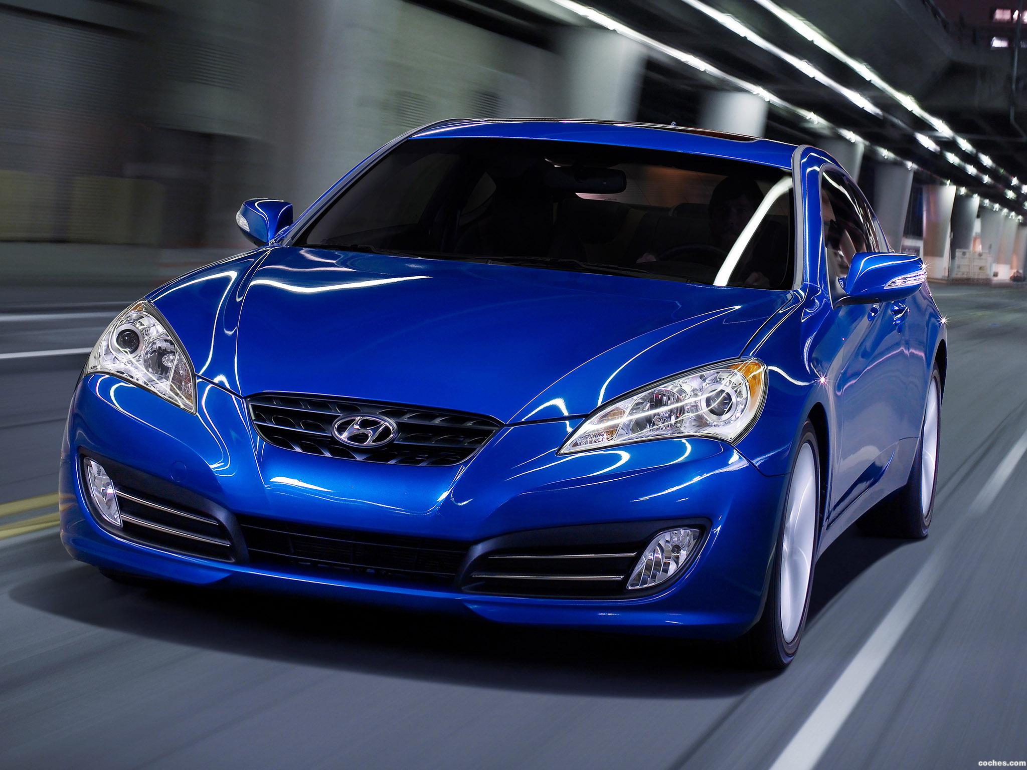 Foto 0 de Hyundai Genesis Coupe 2008