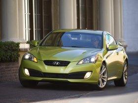 Ver foto 19 de Hyundai Genesis Coupe 2008