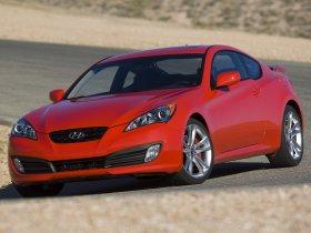 Ver foto 13 de Hyundai Genesis Coupe 2008