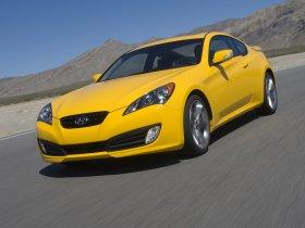 Ver foto 9 de Hyundai Genesis Coupe 2008