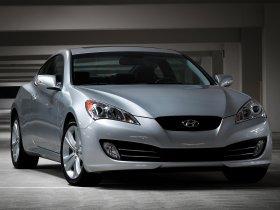 Ver foto 8 de Hyundai Genesis Coupe 2008