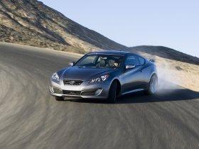 Ver foto 7 de Hyundai Genesis Coupe 2008