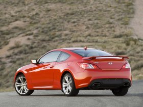 Ver foto 5 de Hyundai Genesis Coupe 2008